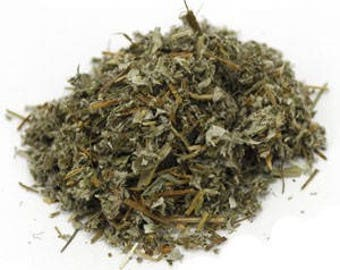Wildcrafted CINQUEFOIL herb. Five finger grass. Potentilla erecta. Irradiation free.  You choose size- 1/2 or 1 ounce.