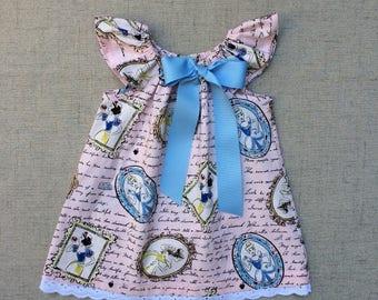 Vintage Princess Dress, Disney Princess Dress, Cinderella, Snow White, Belle Dress, Princess Flutter Sleeve Dress