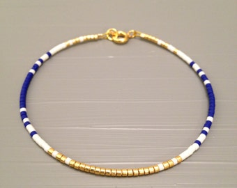 dainty jewelry Dainty Bracelet Delicate Gold Bracelet Gold Bead Bracelet
