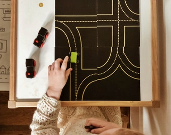 My Way Highway™, Toddler Gift, Educational Toys, Montessori Toys, Learning Toys, Quiet Play Toys