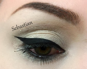 SEBASTIAN - Handmade Mineral Pressed Eye Shadow