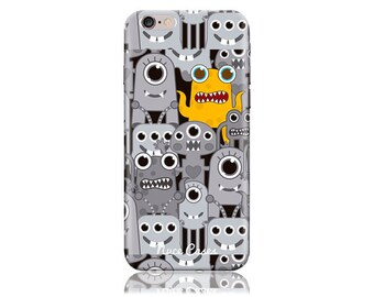iPhone 7 Plus Case - iPhone 7+ Case - iPhone 7 + Case - iPhone 8 + Case - iPhone 8 Plus Case #Peek a Boo Design Hard Phone Case