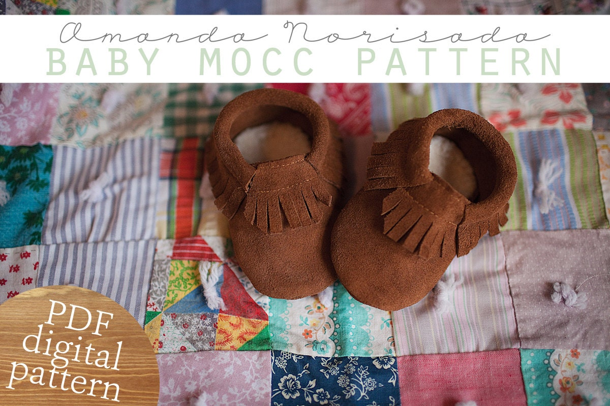 toddler moccasin sewing pattern pdf instant download zoom jeuxipadfo Gallery