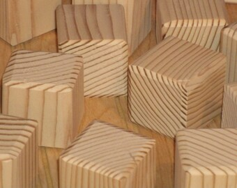 26 Baby Blocks, unfinished wood blocks, blocks, Baby blocks, alphabet blocks, Baby shower activity