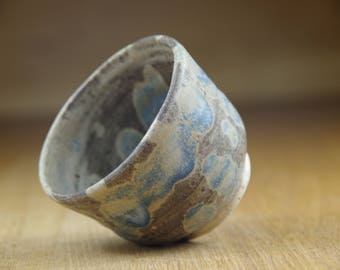 Small Tea Cup, Pottery Cup, Handless Cup, Expresso Cup