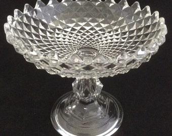 Glass Compote Dish