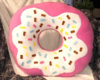 Donut pillow