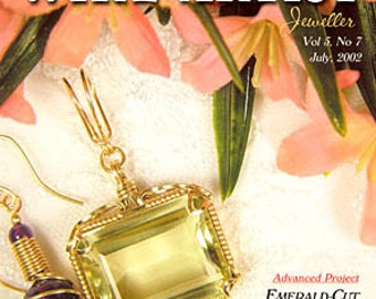 The Wire Artist Jeweller July 2002