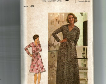 Butterick Women's  Dress Pattern 3973