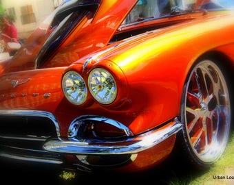 Orange Slush Photo By C. Rainwater