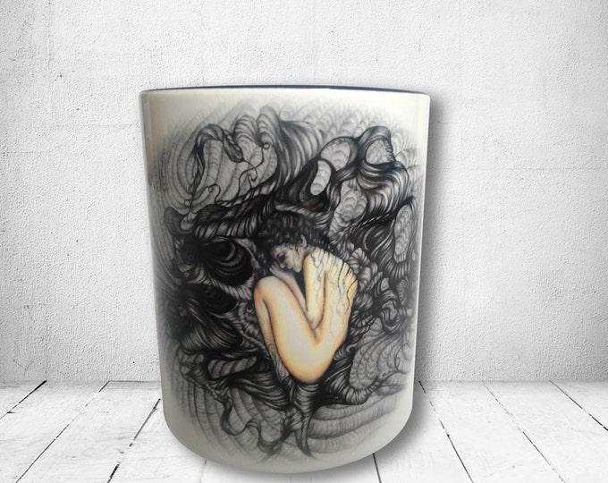 Embraced - 11 oz Ceramic Mug