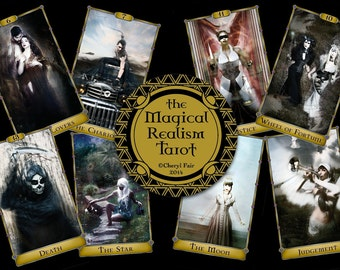Magical Realism Tarot Deck
