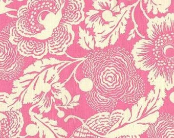 40% OFF SALE!  Midwest Modern Fresh Poppies in Rose by Amy Butler