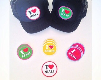 I Love One Direction Trucker Hat