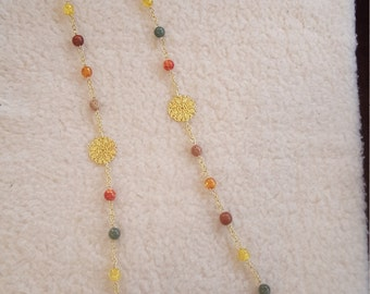 Colors of Fall Lariat