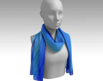 Oceano No. 1 Long Scarf