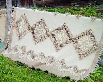 Wool Rug Etsy