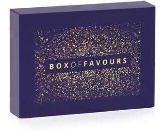 Box Of Favours - The Ultimate New Gift For Someone Special!