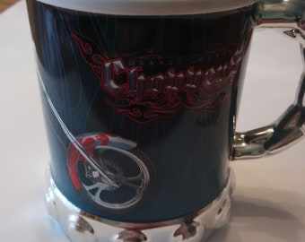 Motor Cycle Mug/ Orange County Choppers