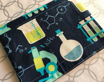 Science Lab Reusable Snack Bag