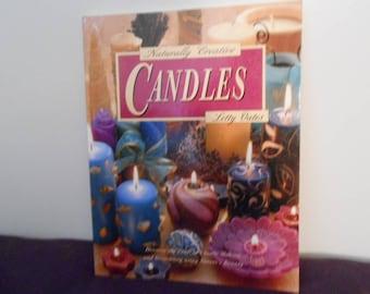 Naturally creative candles