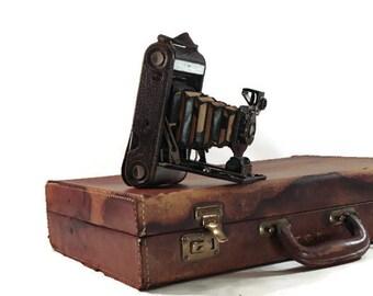 Kodak Junior No. 1 Model A Vintage Folding Autographic Camera