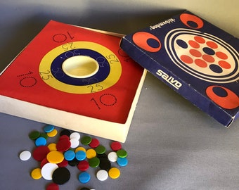 Tiddlywinks / board game / vintage game
