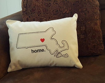 Home/ State Pillow