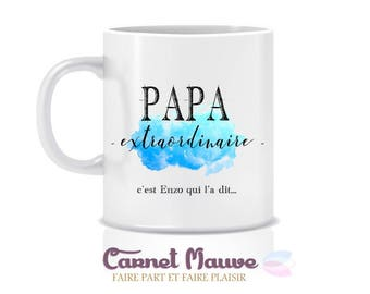 """Mug gift dad father's day """"great Dad"""""""