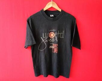 vintage janet jackson hip hop music concert mens t shirt
