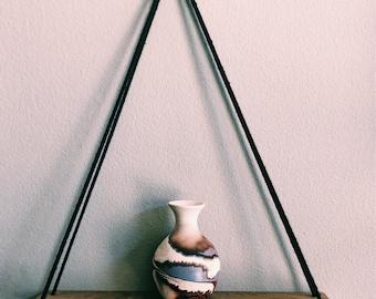 Vintage Blush Pink Nemadji Pottery Vase / Native American Pink + Purple Pottery