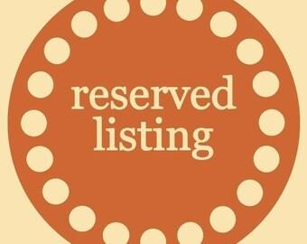 Reserved listing for (valeriaperez1) - 550 vanilla cream stripe straws