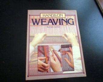 Hands on Weaving 1986 Barbara Liebler  Interweave Press