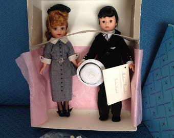 Lucy and Ricky, Madame Alexander 10-inch dolls