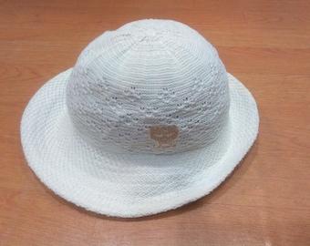 5bd4d9f78d0a8 ... clearance nwt mcm baseball hat vintage mcm legere mcm bucket hat mcm  legere crochet bucket hat