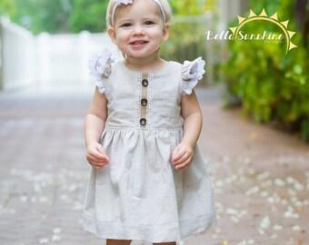 Vintage Grace, PDF Sewing Pattern, girls flutter dress, sewing, sewing pattern, girls dress pdf, flutter dress pdf, sewing pdf, pdf pattern