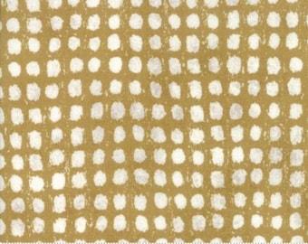 Fabric by the Yard - Meraki Amara in Gold by Basic Grey