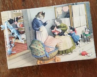 Vintage Alfred Mainzer Post Cards Lot 24