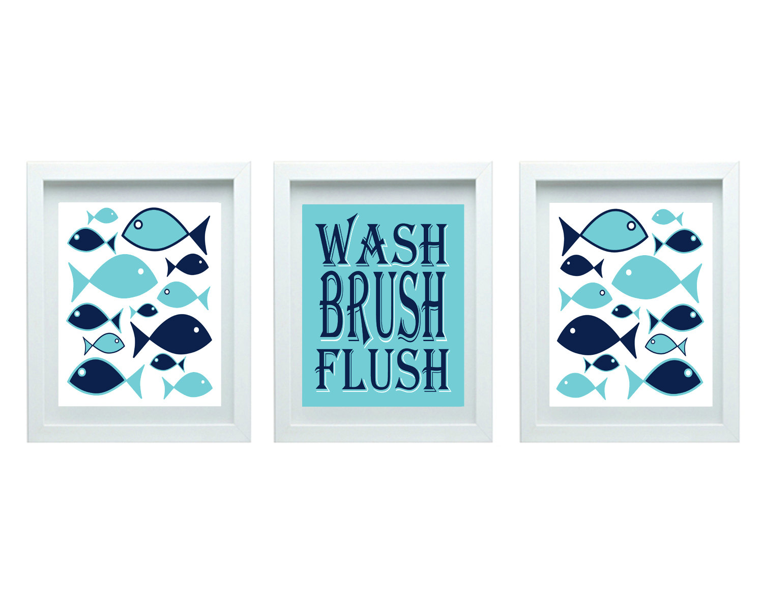 wall together canada wood art fish walls of size wooden full as etsy bathroom absolutely beach house ideas coastal nursery for amazon with paintsfish decor well
