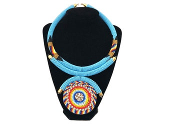 Kenya Masai Necklace S5