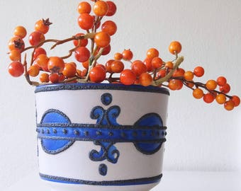 Mid Century planter, made by Marei Keramik West Germany.
