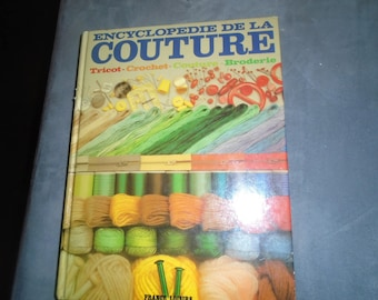 Encyclopedia of needlework (vintage)
