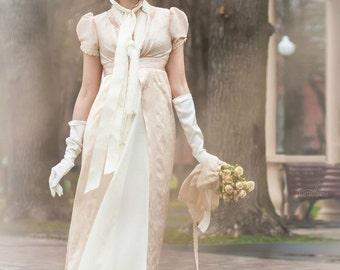 Lady dress Pride and Prejudice Jane Austen