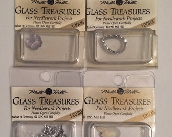 Clearance - Mill Hill Glass Treasures 12009 - 12094