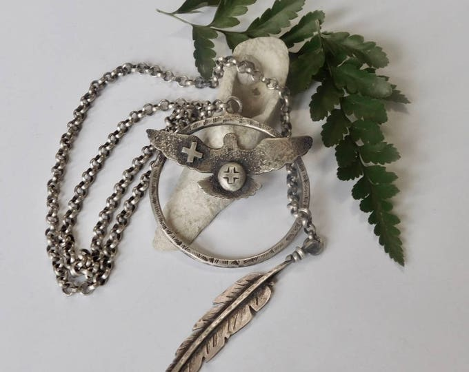Dove of Mercy Necklace #1