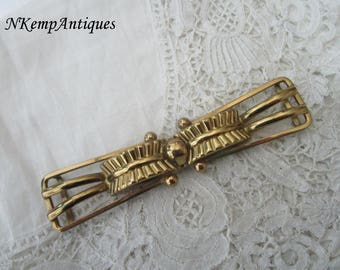 1920's buckle Art deco