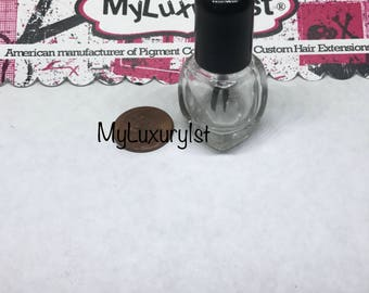 Empty Bottles Nail Polish 5 ml Mini Bottle Cuticle Oil Storage BLACK Tops DIY Nails Make Your Own Lacquer Finger Nails Glue Color Toes