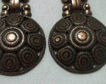 Vintage earrings - 1980s