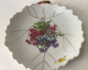 Antique Japanese Porcelain Serving Plate - Dish - Wall Plate - Trinket Dish