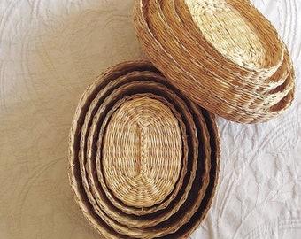 Nesting Baskets - Set of 5